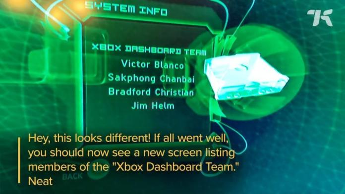 An OG Xbox Easter Egg revealed after almost 20 years of its launch, but it may not be the last