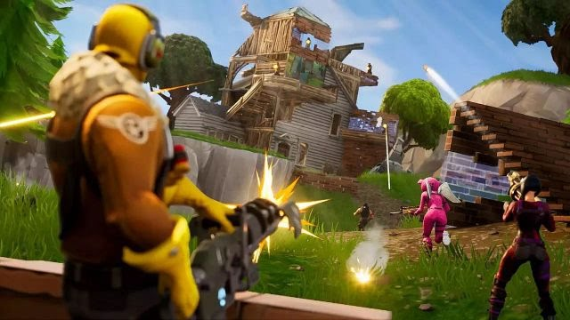 """Children who play """"FORTNITE"""" have more Friendly and Positive Behavior"""