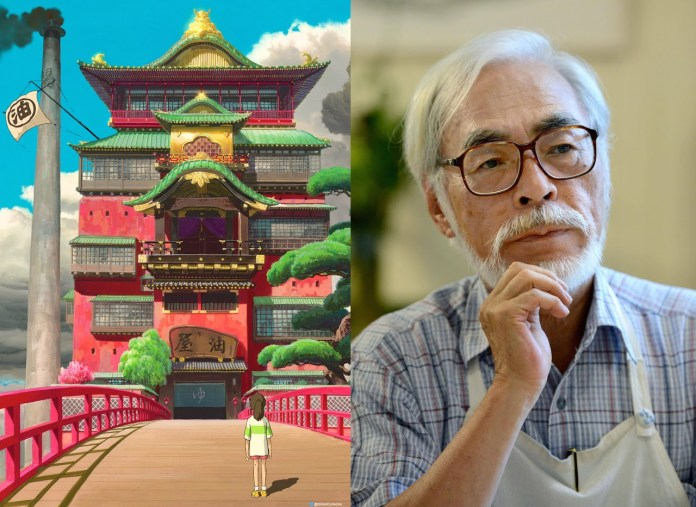 The 10 Best Anime Directors of All Time - Hayao Miyazaki