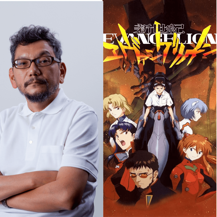 The 10 Best Anime Directors of All Time - Hideaki Anno