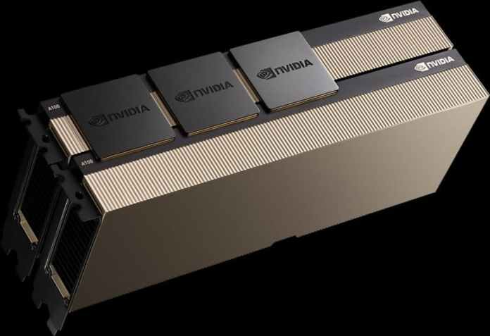 NVIDIA to launch 80GB model of A100 PCIe next week