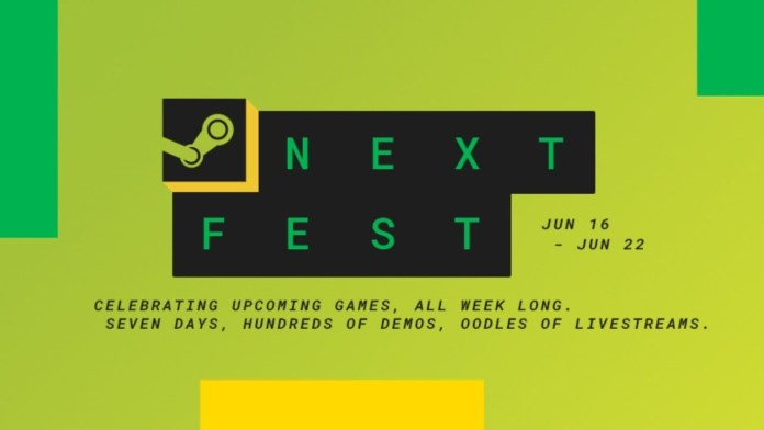 Steam Next Fest is now live with over 700 free game demos