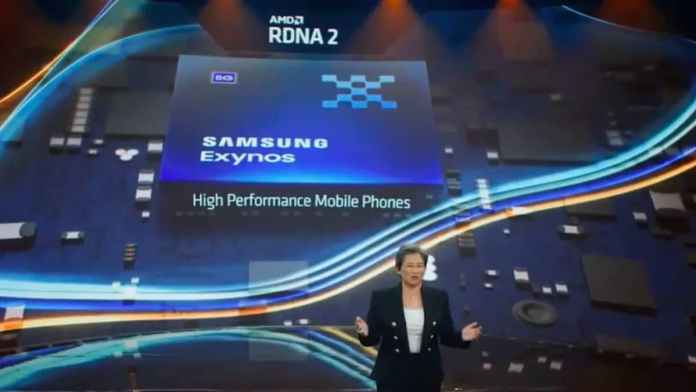 Samsung Exynos 2200 SoC rumored to feature 6-Core AMD RDNA2 GPUs
