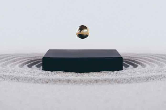 Japanese Engineers use Sound Waves to Levitate Objects