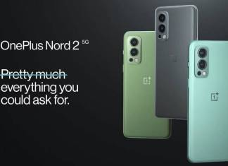 OnePlus Nord 2 5G is official with Dimensity 1200 and IMX 766