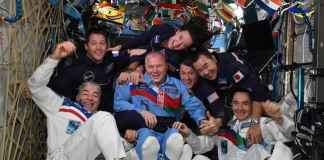 Astronauts Held Their Very First Space Olympics On ISS