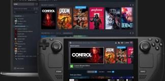 Valve's $399 Steam Deck Handheld Gaming PC