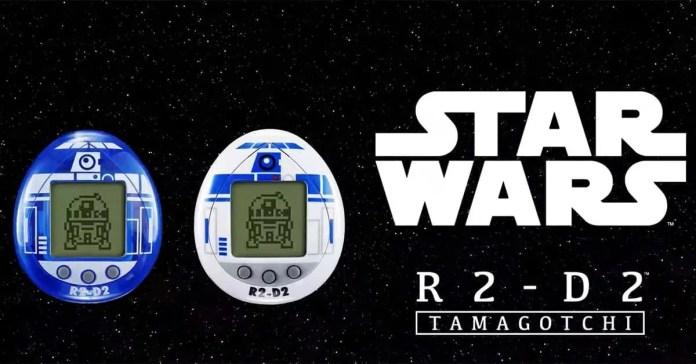 R2-D2 Tamagotchi Virtual Pet is now up for pre-order