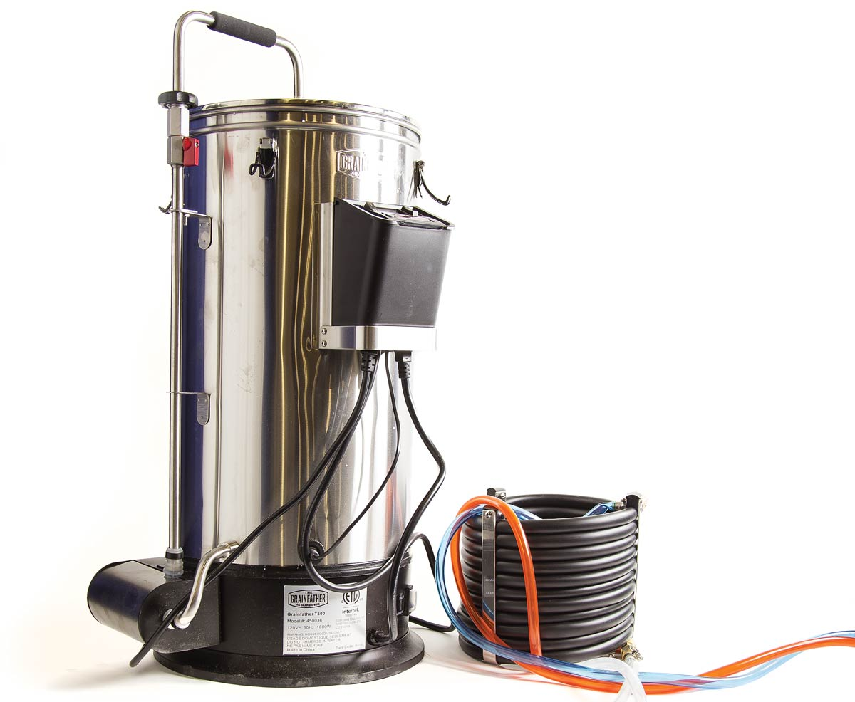 brew test electric all