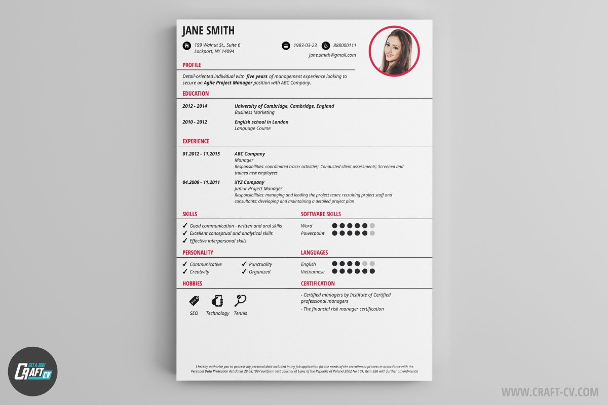 You Are Not Looking For A Job In The Creative Industries? Orb Just Might Be  The Thing For You! It Is One Of Our Free Cv Samples