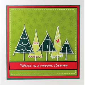 Woodware Christmas FRS292