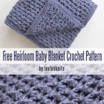 Best Crochet Baby Blanket Patterns For Beginners Craft Mart