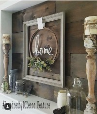 18 Rustic Wall Art & Decor Ideas That Will Transform Your ...
