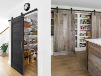 Add rustic farmhouse decor to your home with barn doors ...