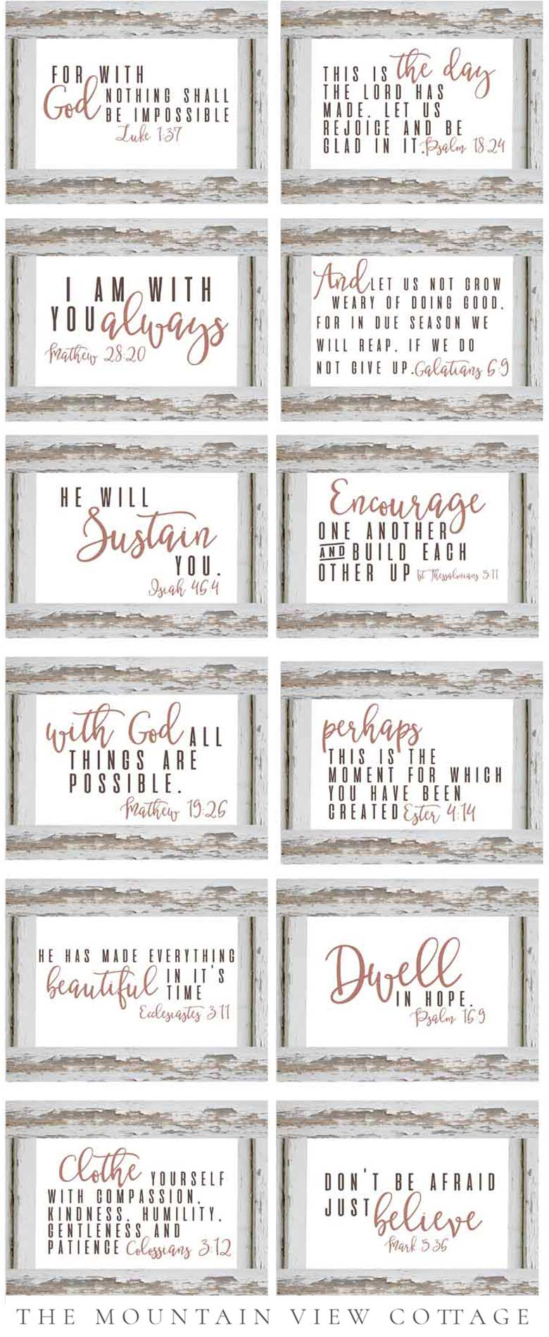 Free Printable Farmhouse Signs : printable, farmhouse, signs, 8_best-farmhouse-printables-by-carft-mart, Craft-Mart