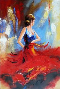 25 easy painting ideas for beginners on canvas for super ...
