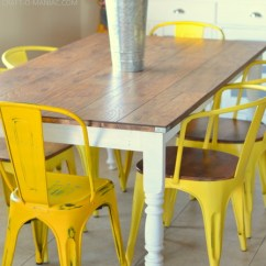 Breakfast Table And Chairs For Two The Egg Chair Diy Revamped Rustic Kitchen - Craft-o-maniac