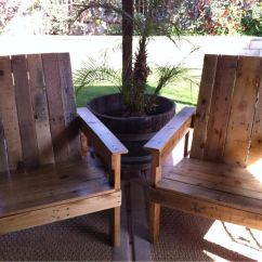 Diy Pallet Rocking Chair Plans Braxton Culler Chairs Backyard Deck Craft O Maniac