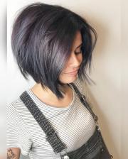 flattering inverted bob haircuts