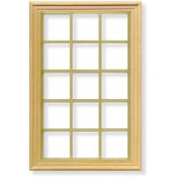 Window Frames: Picture Frame Window Pane