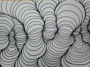 line cool designs drawing patterns op pattern paper easy doodle draw drawings shading explained deluxe edition simple paintingvalley artwithmre lines