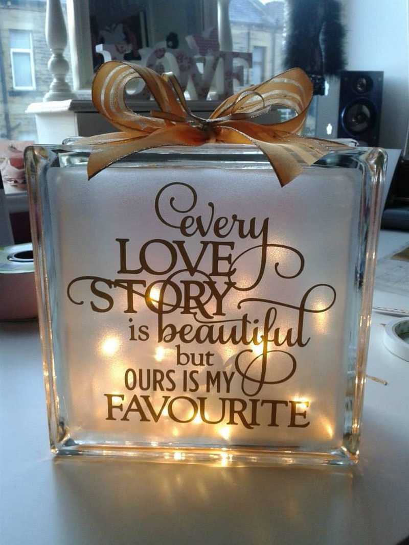Crafty Glass Block Ideas You Will Love Craft Projects For Every Fan