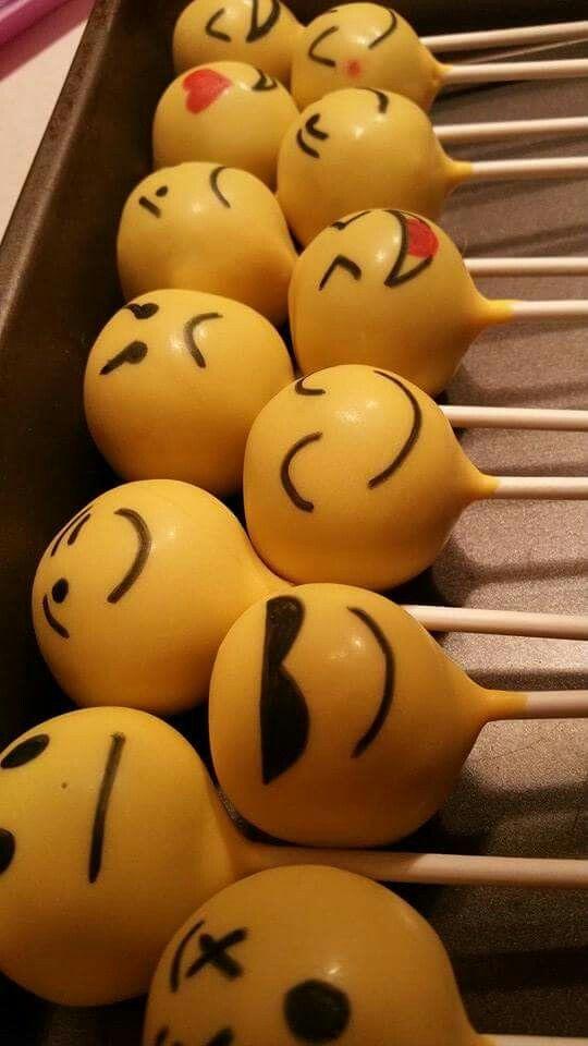 emoji party ideas