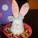 Clay Pot Easter Crafts
