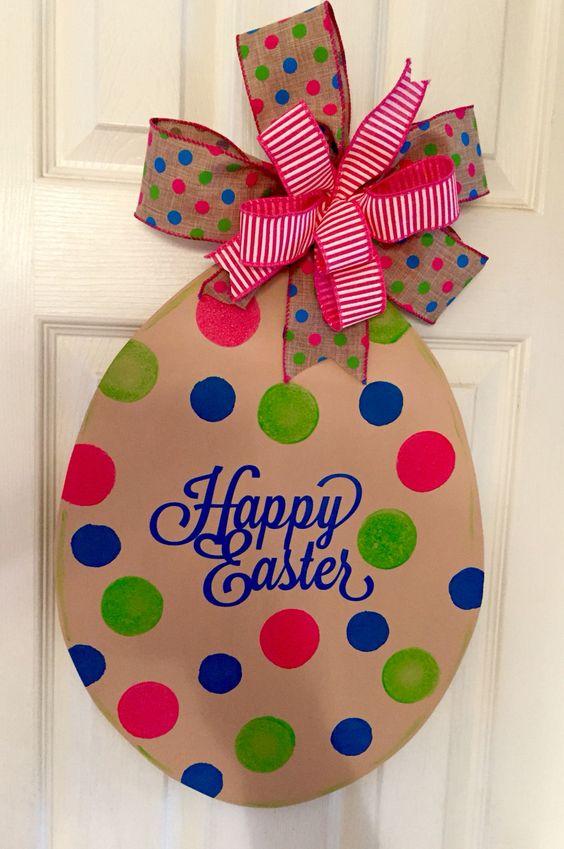 Easter Door Hangers