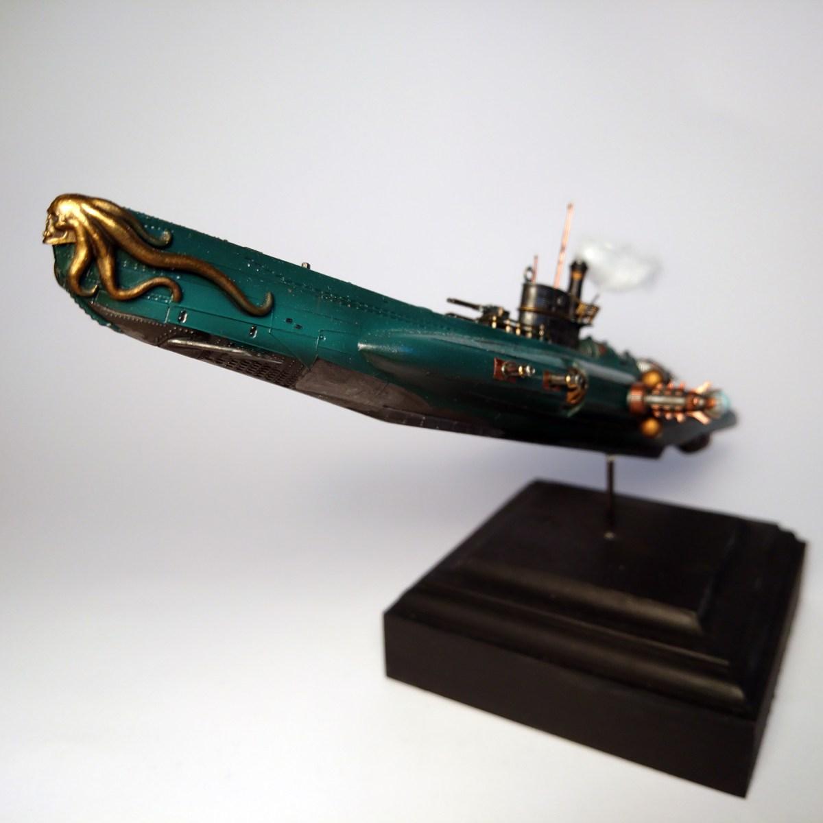 Steampunk Airship Craftatorium