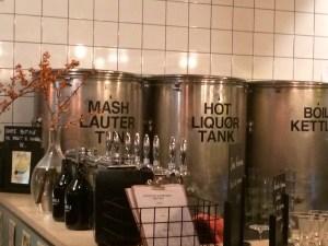 Brew Equipment: Le Triangle Paris