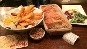 Food: Hoppy Corner Paris