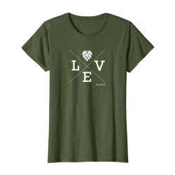 love cross short sleeve green