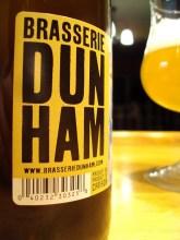 Tropicale IPA - Brasserie Dunham 5