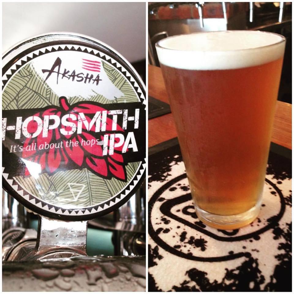 Akasha Brewing Company Hopsmith IPA (7.2%)