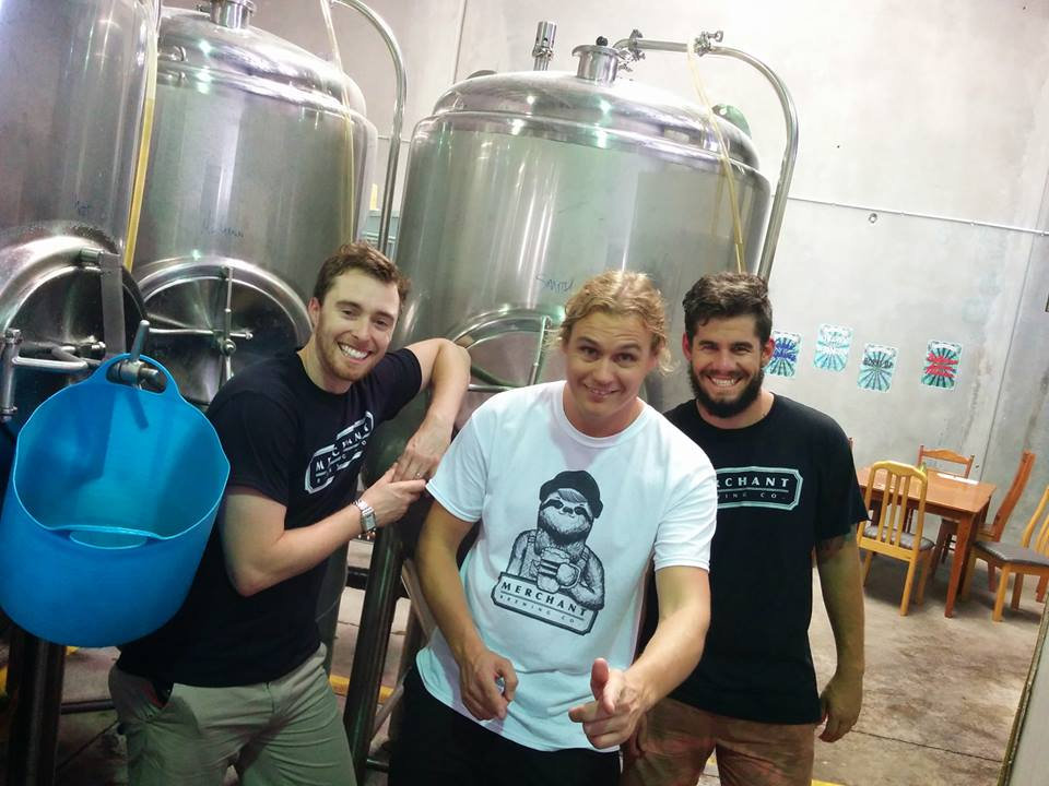 Merchant Brewing brewery