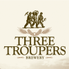 Three Troupers logo