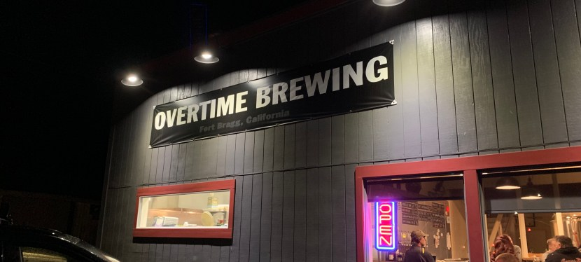 Overtime Brewing