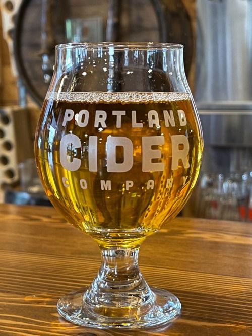 Portland Cider Co Clackamas Craft Cider Treasure Culinary Treasure Network by Steven Shomler