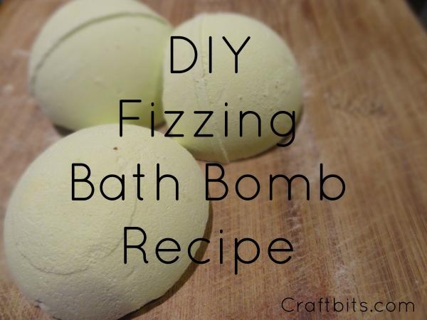 Bath Bombs – Fizzing