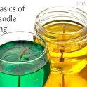 Basic Gel Candle Making