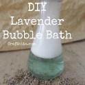 Bubble Bath - Relaxing Lavender