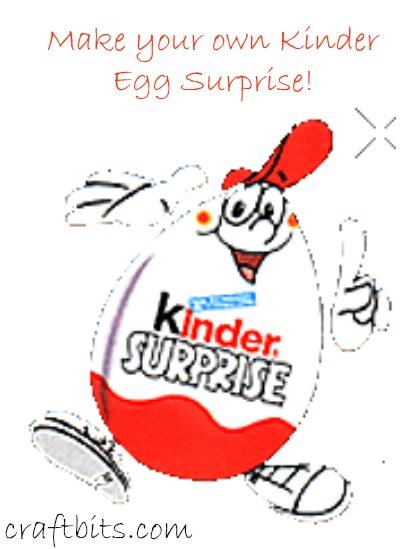 Surprise Gift Easter Egg