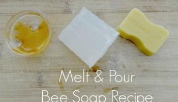 Soap Making recipes Honey & Bee