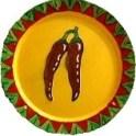Chili Decorative Plate