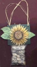 Stamped Seed Bag