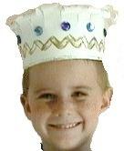 Easy Paper Crown