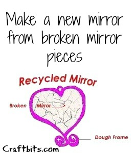 Recycled Mirror