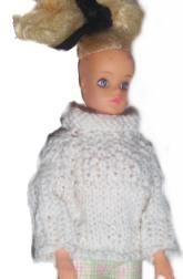 Barbie Doll Sweater