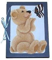 Teddy Bear Album Painting